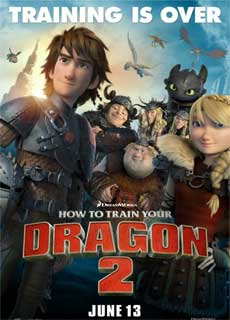 Bí Kíp Luyện Rồng 2 (2014) How To Train Your Dragon 2 (2014)