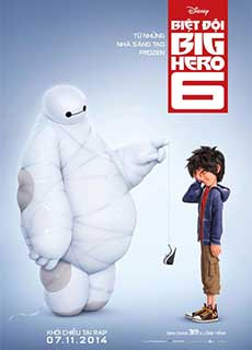 Biệt Đội Big Hero 6 (2014)