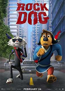 Dao Cổn Tàng Ngao (2016) Rock Dog (2016)