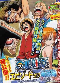 Đảo Hải Tặc: Phần Về Biển Đông (2017) One Piece: Episode Of East Blue (2017)