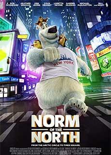 Đầu Gấu Bắc Cực (2016) Norm Of The North (2016)