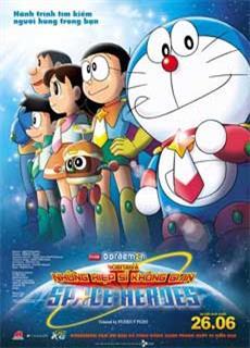 Doraemon: Nobita Và Những Hiệp Sĩ Không Gian (2015) Doraemon: Nobita And The Space Heroes (2015)