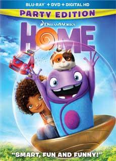 Hành Trình Trở Về (2015) Home (2015)