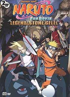 Naruto Movie 2: Huyền Thoại Đá Gelel (2005) Naruto Movie 2: Legend Of The Stone Of Gelel (2005)