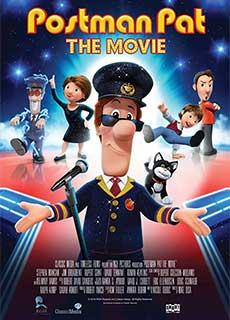Huyền Thoại Đưa Thư (2014) Postman Pat: The Movie (2014)