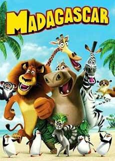 Madagascar 1: Cuộc Phiêu Lưu Đến Madagascar (2005) Madagascar (2005)