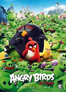 Những Chú Chim Giận Dữ (2016) Angry Birds (2016)