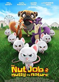 Phi Vụ Hạt Dẻ 2: Công Viên Đại Chiến (2017) The Nut Job 2: Nutty By Nature (2017)