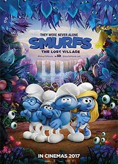 Xì Trum: Ngôi Làng Kỳ Bí (2017) Smurfs: The Lost Village (2017)