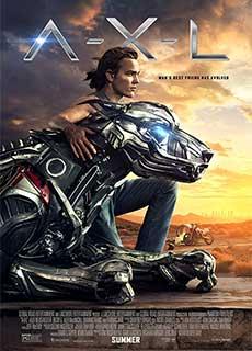 A-x-l Chú Chó Robot (2018)