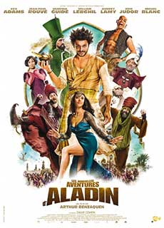 Aladin & 1001 Thứ (2015) The New Adventures Of Aladdin (2015)