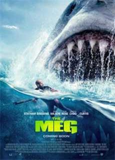 Cá Mập Siêu Bạo Chúa (2018)