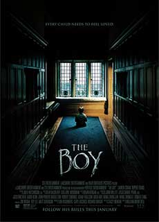 Cậu Bé Ma (2016) The Boy (2016)