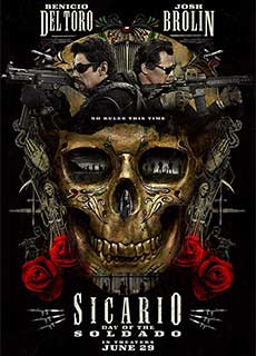 Chiến Binh Mexico (2018) Sicario: Day Of The Soldado (2018)
