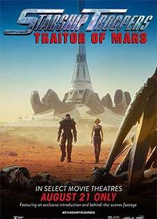 Chiến Binh Vũ Trụ: Kẻ Phản Bội Sao Hỏa (2017) Starship Troopers: Traitor Of Mars (2017)