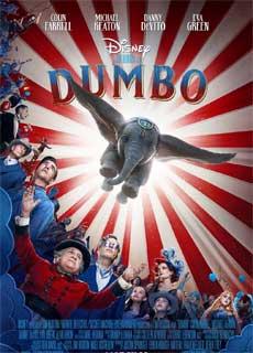 Chú Voi Biết Bay (2019) - Dumbo (2019) - Xem phim hay 247 - Website xem phim miễn phí tốt nhất