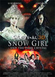 Chung Quỳ Phục Ma: Tuyết Yêu Ma Linh (2015) - Zhongkui: Snow Girl And The Dark Crystal (2015) - Xem phim hay 247 - Website xem phim miễn phí tốt nhất