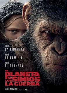 Cuộc Chiến Trên Hành Tinh Khỉ (2017)