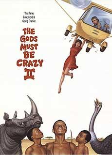 Đến Thượng Đế Cũng Phải Cười 2 (1989) - The Gods Must Be Crazy 2 (1989) - Xem phim hay 247 - Website xem phim miễn phí tốt nhất