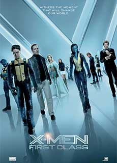 Dị Nhân 5: Thế Hệ Đầu Tiên (2011)