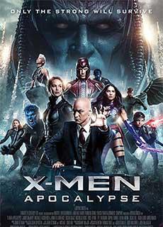 Dị Nhân 8: Cuộc Chiến Chống Apocalypse (2016) X-men: Apocalypse (2016)