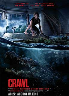 Địa Đạo Cá Sấu Tử Thần (2019) - Crawl (2019) - Xem phim hay 247 - Website xem phim miễn phí tốt nhất
