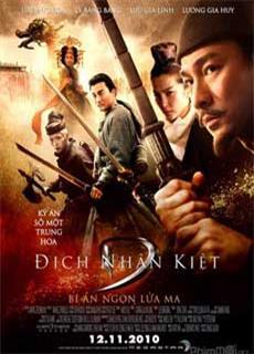 Địch Nhân Kiệt: Thông Thiên Đế Quốc (2010) Detective Dee: Mystery Of The Phantom Flame (2010)