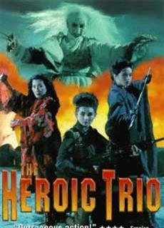 Đông Phương Tam Hiệp - Hiệp Hành Nữ Sát (1993)