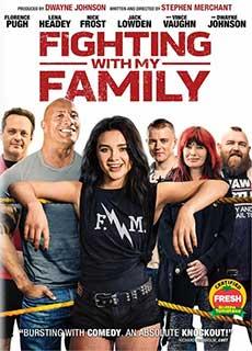 Gia Đình Đại Chiến (2019) Fighting With My Family (2019)