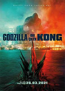 Godzilla Đại Chiến Kong (2021)
