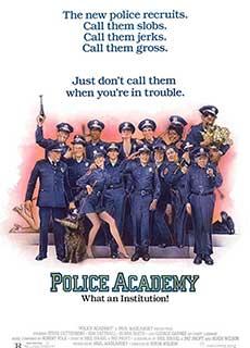 Học Viện Cảnh Sát 1 (1984)
