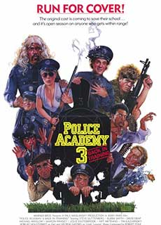 Học Viện Cảnh Sát 3 (1986)