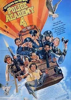 Học Viện Cảnh Sát 4 (1987)