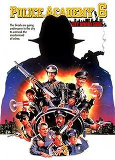 Học Viện Cảnh Sát 6 (1989)