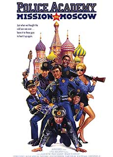 Học Viện Cảnh Sát 7 (1994) Police Academy: Mission To Moscow (1994)