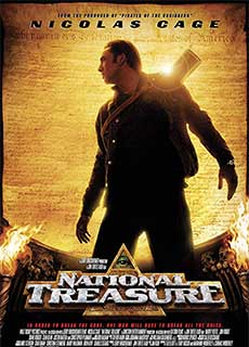 Kho Báu Quốc Gia 1 (2004) National Treasure (2004)
