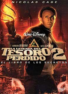 Kho Báu Quốc Gia 2: Cuốn Sách Tối Mật (2007) National Treasure: Book Of Secrets (2007)