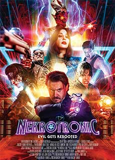Ma Quái Nekrotronic (2018)