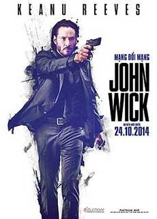 Mạng Đổi Mạng: Sát Thủ John Wick (2014)