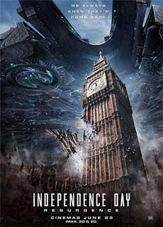 Ngày Độc Lập 2: Tái Chiến (2016)