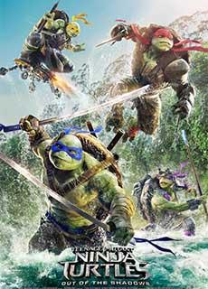 Ninja Rùa 2: Đập Tan Bóng Tối (2016)