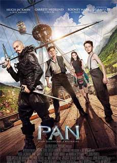Pan Và Vùng Đất Neverland (2015)