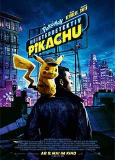 Pokémon: Thám Tử Pikachu (2019) Pokémon: Detective Pikachu (2019)