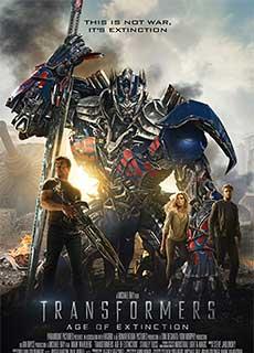 Robot Đại Chiến 4: Kỷ Nguyên Hủy Diệt (2014)