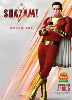 Siêu Anh Hùng Shazam (2019)