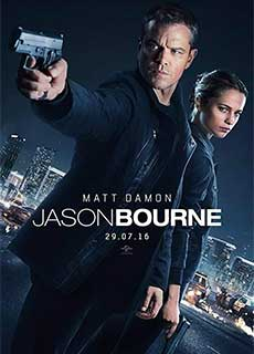 Siêu Điệp Viên Jason Bourne (2016)