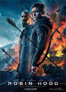 Siêu Trộm Lừng Danh Robin Hood (2018)