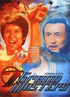 Thất Đại Tông Sư (1977)