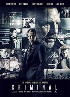 Tội Phạm (2016) Criminal (2016)
