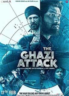 Trận Chiến Dưới Đại Dương (2017) The Ghazi Attack (2017)